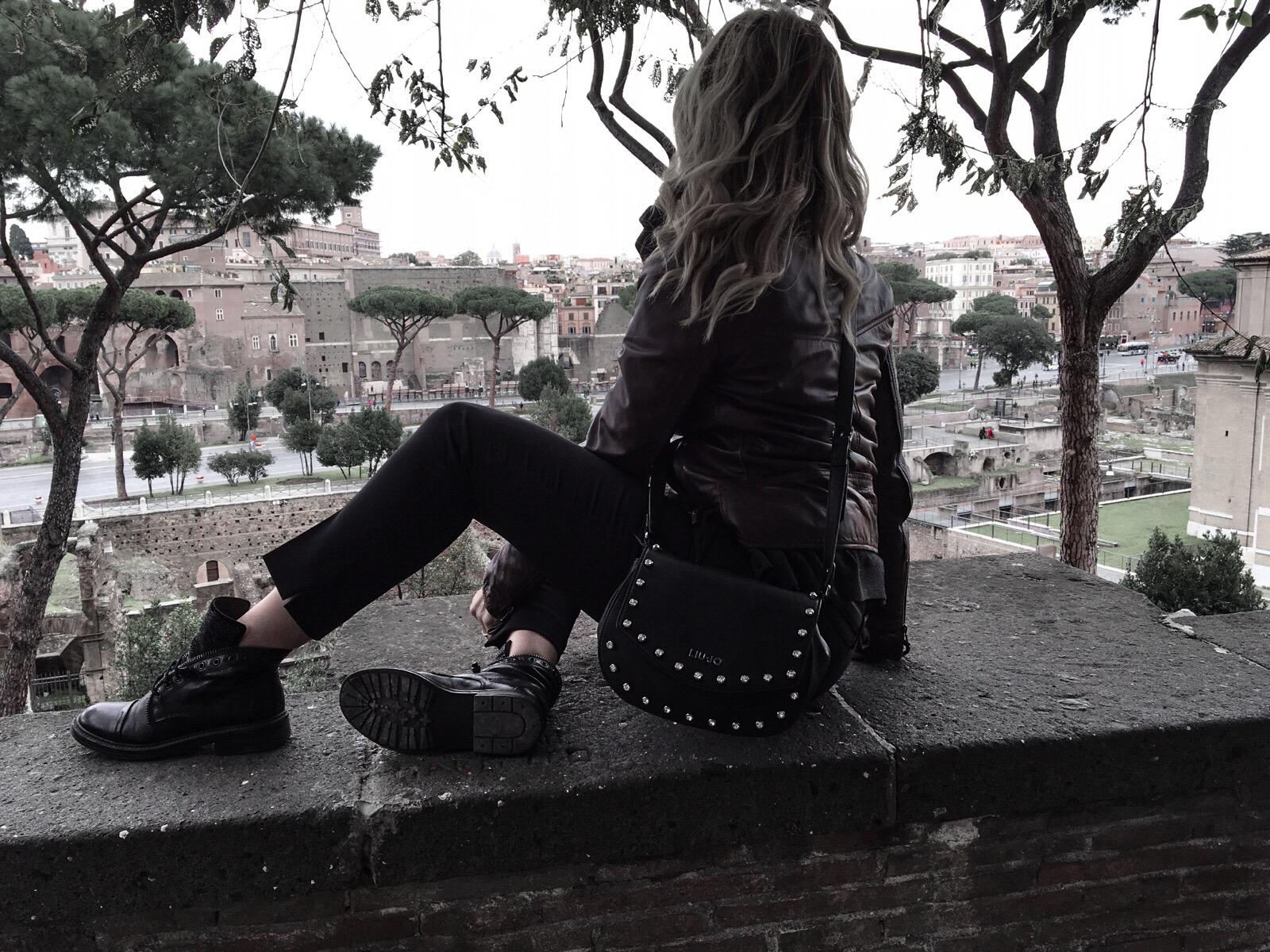 Tu Non Potresti Vedere Nulla Maggior Di Roma Welcom